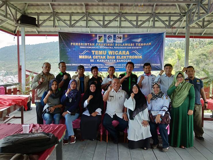 Photo of Temu Wicara Media Se-Kabupaten Banggai Bahas Kesenjangan Informasi