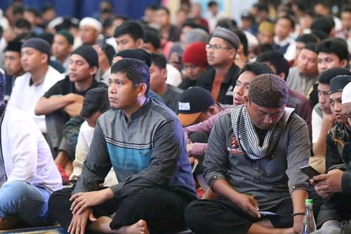 Photo of Perwakilan Pemprov Sulsel Hadiri Acara Ummat Fest 2018