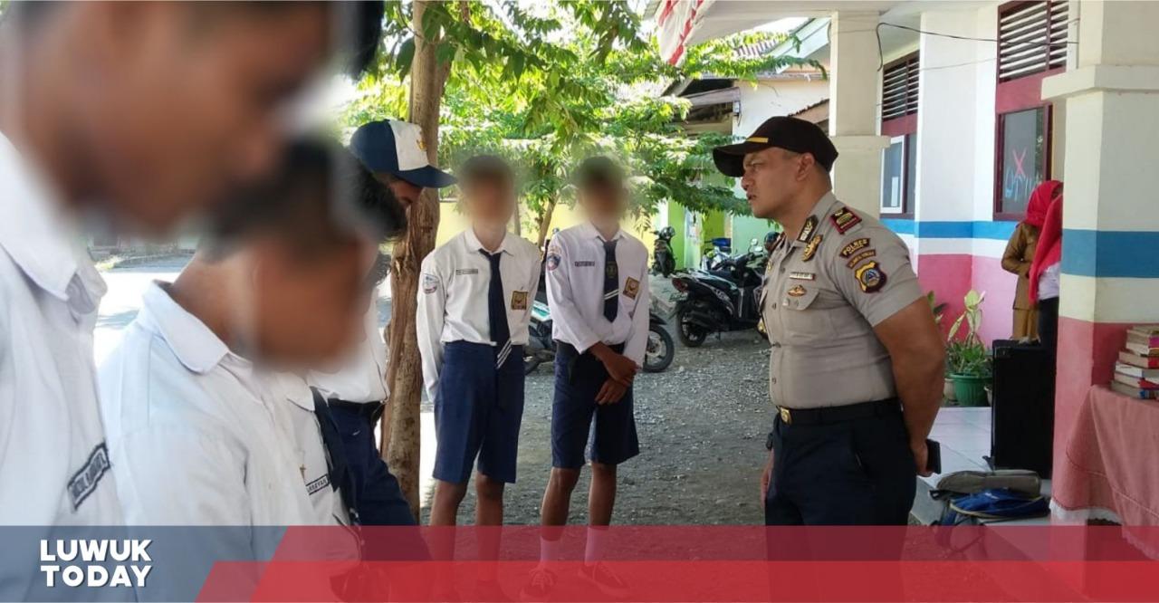 Photo of Pelajar SMP 1 Batui Diamankan, Kapolsek : Kami Imbau Agar Tidak Membuat Masalah