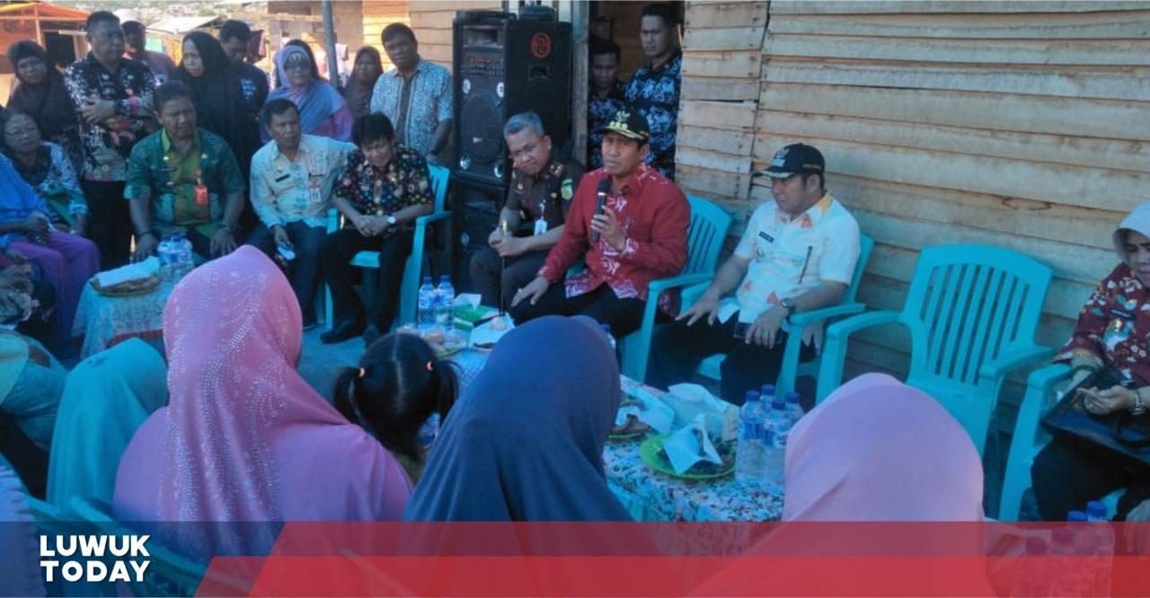 Photo of 500 Keluarga Korban Tanjung, Bupati Banggai Janjikan Ini