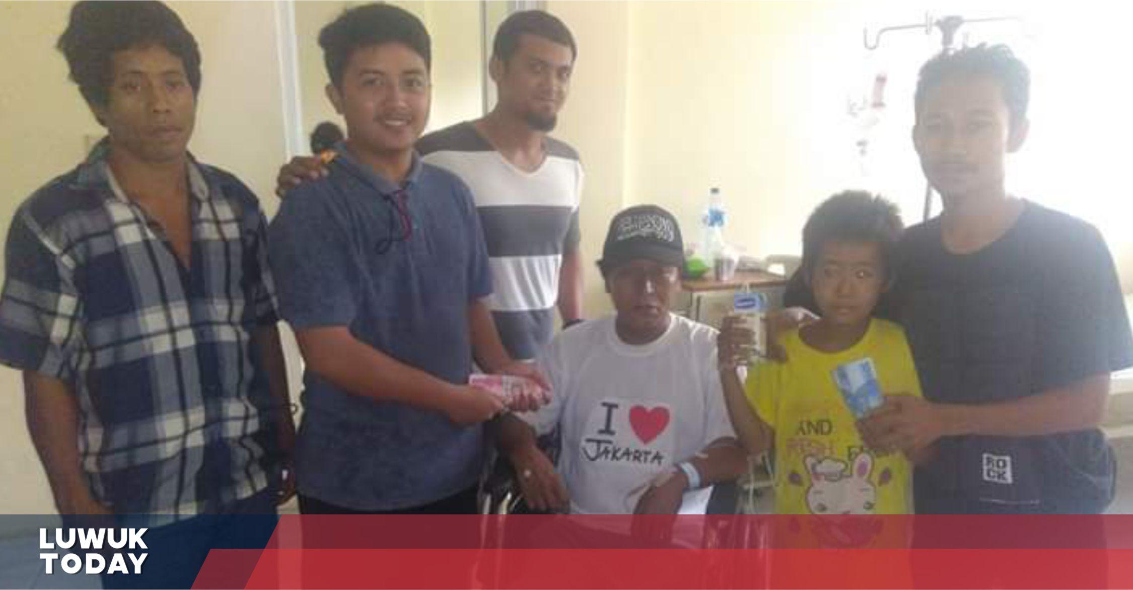 Photo of LAZIS Wahdah Banggai Bantu Korban DBD Dari Suku Pedalaman Batui