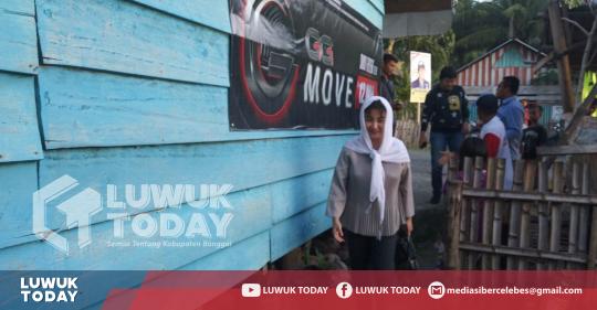 Photo of Sering Abrasi, Masyarakat Longkoga Titip Doa dan Harapan untuk Amalya Murad