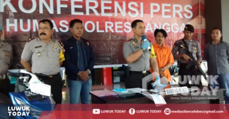 Photo of Pencurian Disertai Kekerasan Di GOR Kilongan, Pelaku Warga Nambo
