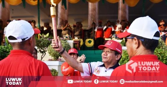 Photo of Pekan Olahraga Sulteng VIII Dibuka, Gubernur : Lahirkan Atlet Berprestasi Sekarang Bukan Menunggu Kapan