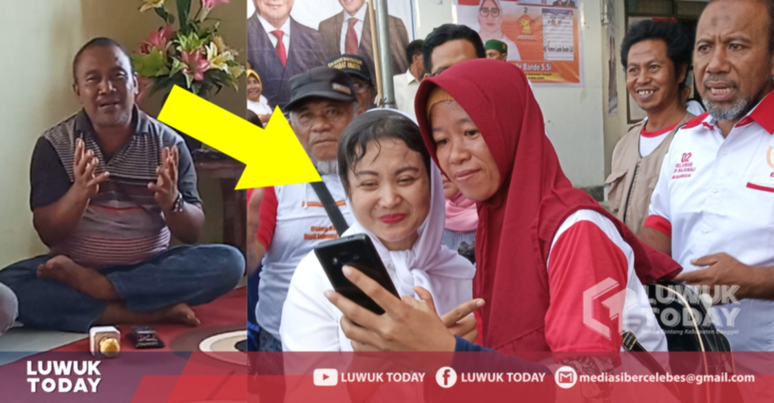 Photo of Murad Berjasa Bantu Ekonomi Sulteng, Romy : Balas Jasanya, Bantu Amalya Murad