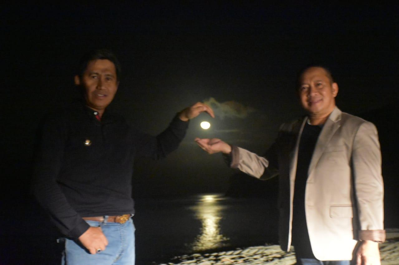 Photo of Terpukau Keindahan Laut Luwuk Banggai, Menteri Susi Betah Ikuti Festival Pulo Dua Selama 4 Hari