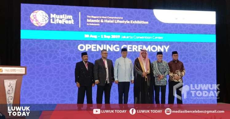 "Photo of Indonesia Muslim Lifestyle Festival, Perkuat Wirausaha Berbasis Ekonomi Syariah"""