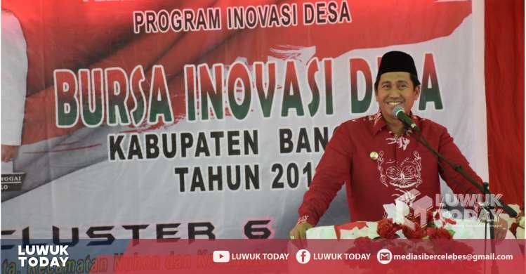 Photo of Bursa Inovasi Cluster V Ruang Terbuka Hijau Desa Lobu.