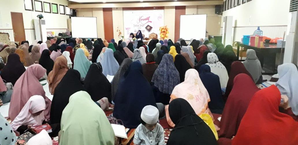 Photo of Dihadiri 227 Peserta, Daurah Muslimah Wahdah Banggai Melebihi Target