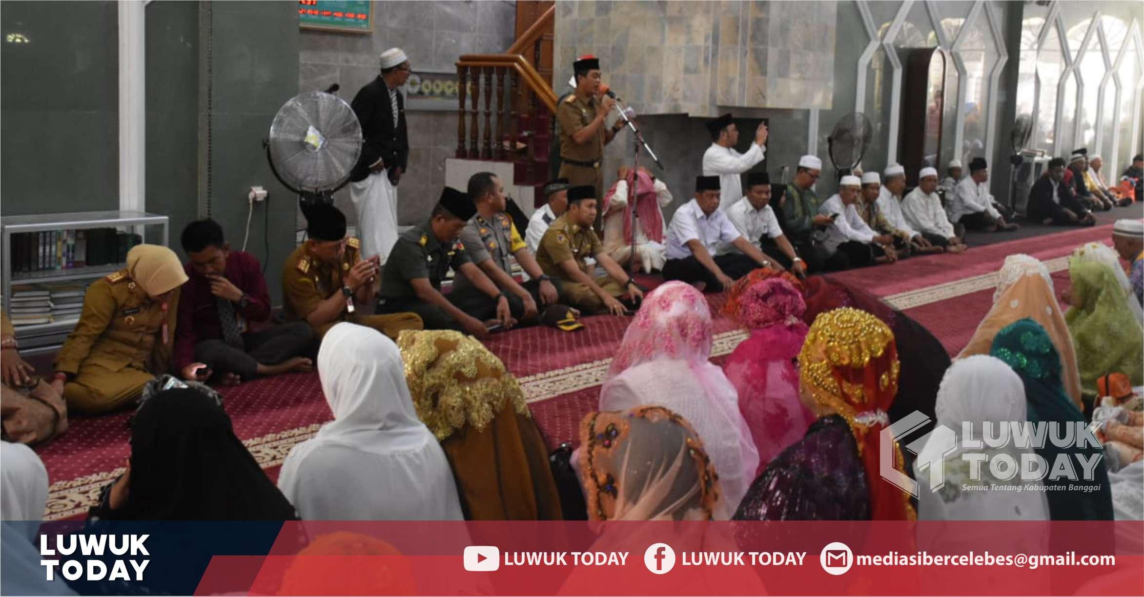 Photo of Pemda Banggai Sambut Kedatangan 143 Jamaah Haji