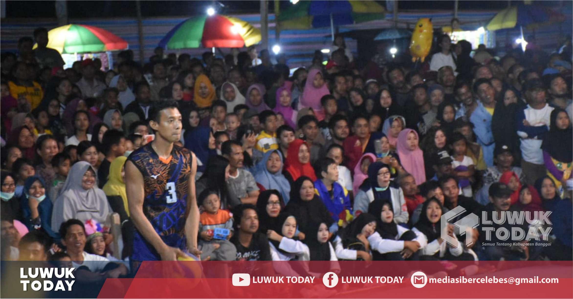 Photo of Open Tournament Volley Ball Bupati Cup Disambut Antusias, Herwin : Kita Buat Seperti Ini Lagi