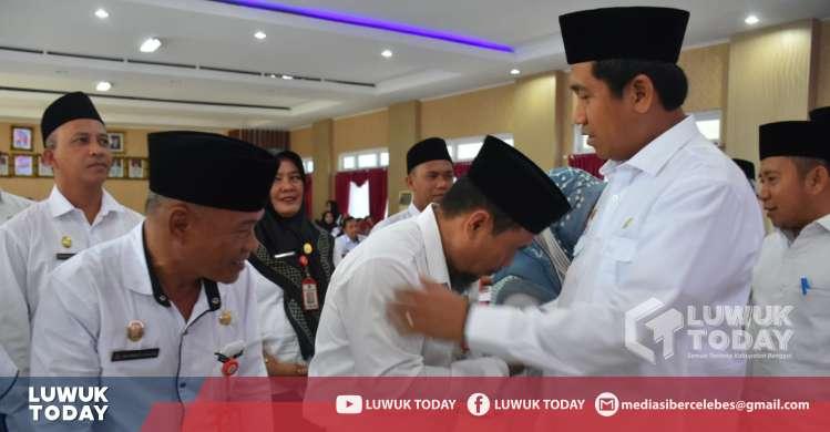 Photo of Dilantik 31 Pejabat Fungsional Pemda Banggai