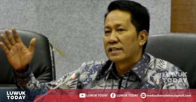 Foto Supratman Andi Atgas anggota DPR RI asal Sulteng.