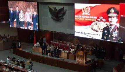 Photo of DPR Sahkan Komjen Pol Idham Azis Sebagai Kapolri