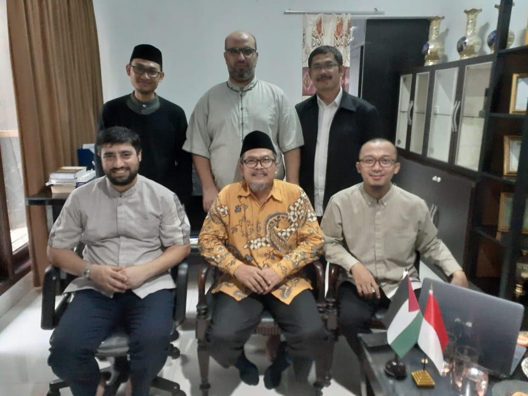 Photo of Bersama Mah'had Utsman bin Affan, Al Quds Amanati Gelar Dauroh Pembebasan Palestina
