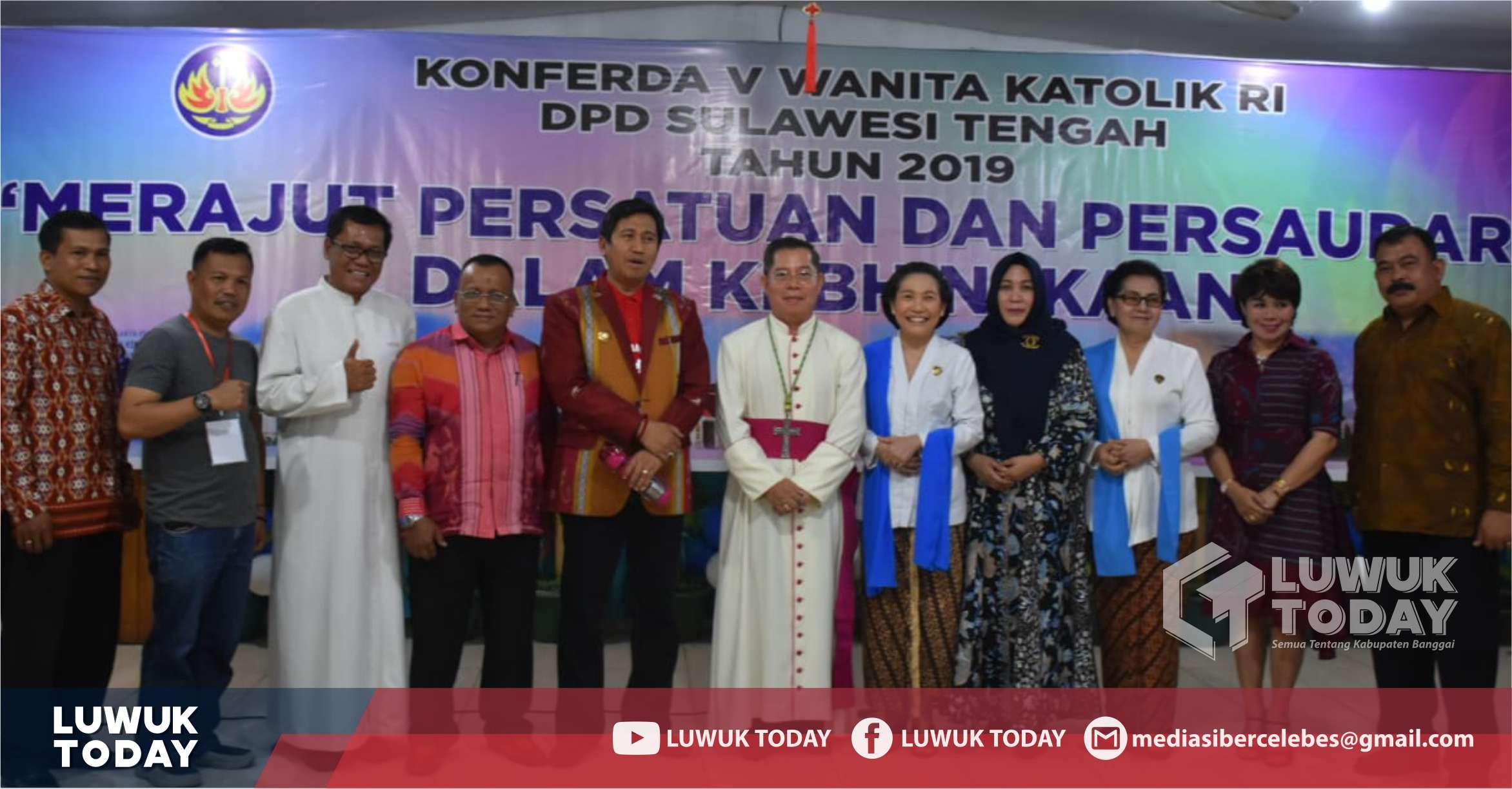 Photo of WKRI Sulteng Gelar Konferda ke-5 Di Kabupaten Banggai