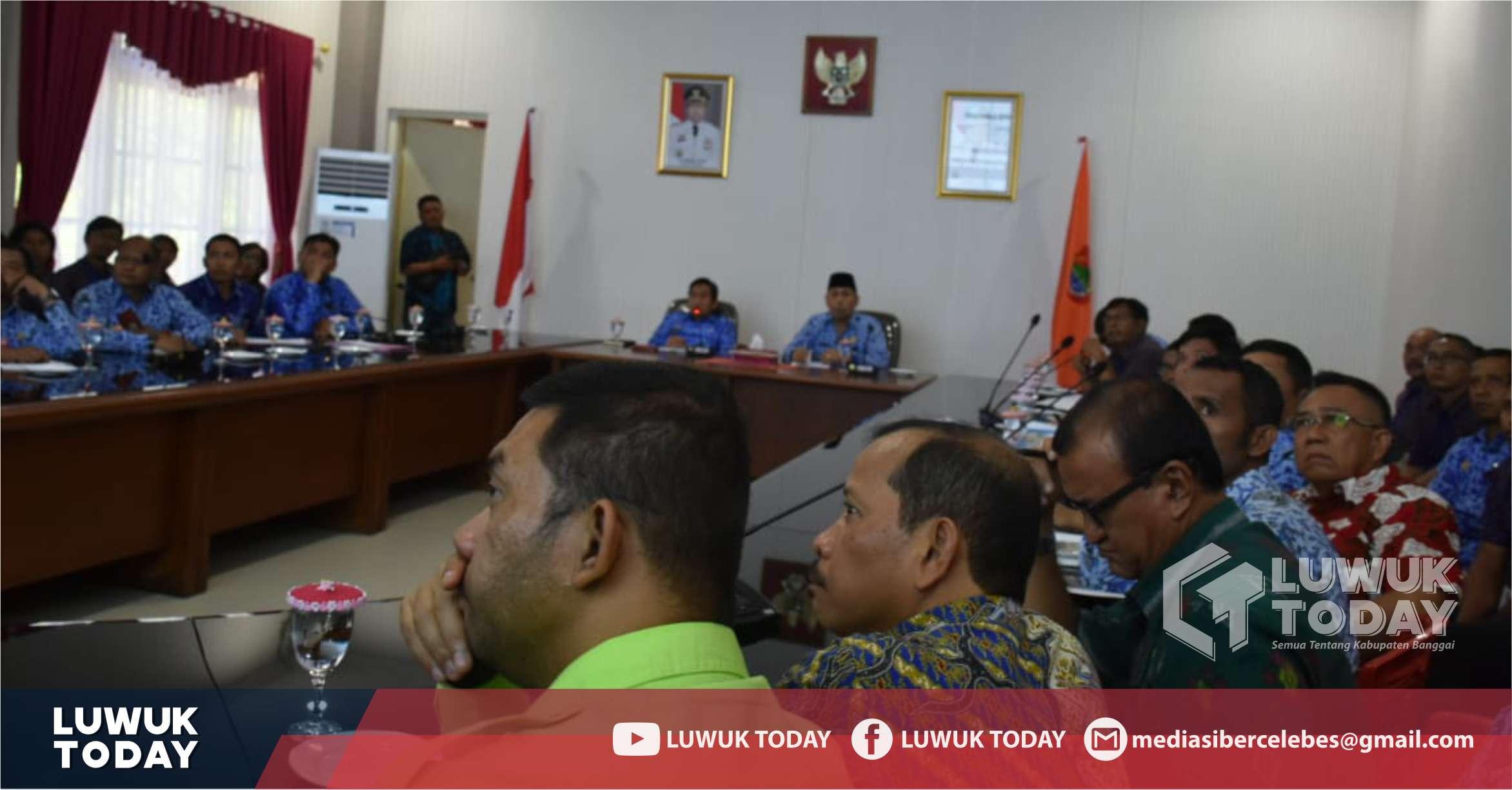 Photo of Pemadaman Listrik Bergilir, Bupati Banggai Gelar Rapat Terbatas Bersama PT. PLN