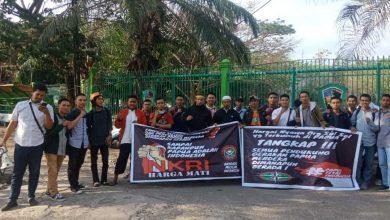 Photo of Aktivis Brigade Muslim Indonesia Makassar Hadang Aksi yang Diduga Membawa Misi Gerakan Pendukung Papua Merdeka