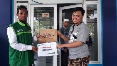 Photo of LAZIS Wahdah Salurkan Bantuan untuk Fawwaz Bayi Pendarahan di Kepala