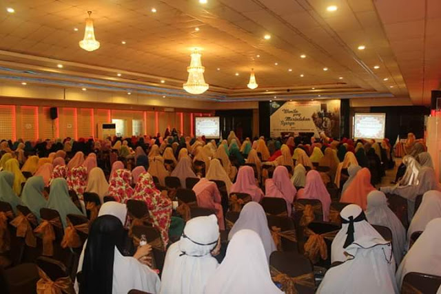 Foto Muslimah Wahdah akan menghadirkan langsung Aktivis perempuan dari Tanah Gaza Palestina Dr. Olla Talleb untuk mengabarkan kondisi terkini perempuan-perempuan di Alquds kepada Muslimah di Indonesia