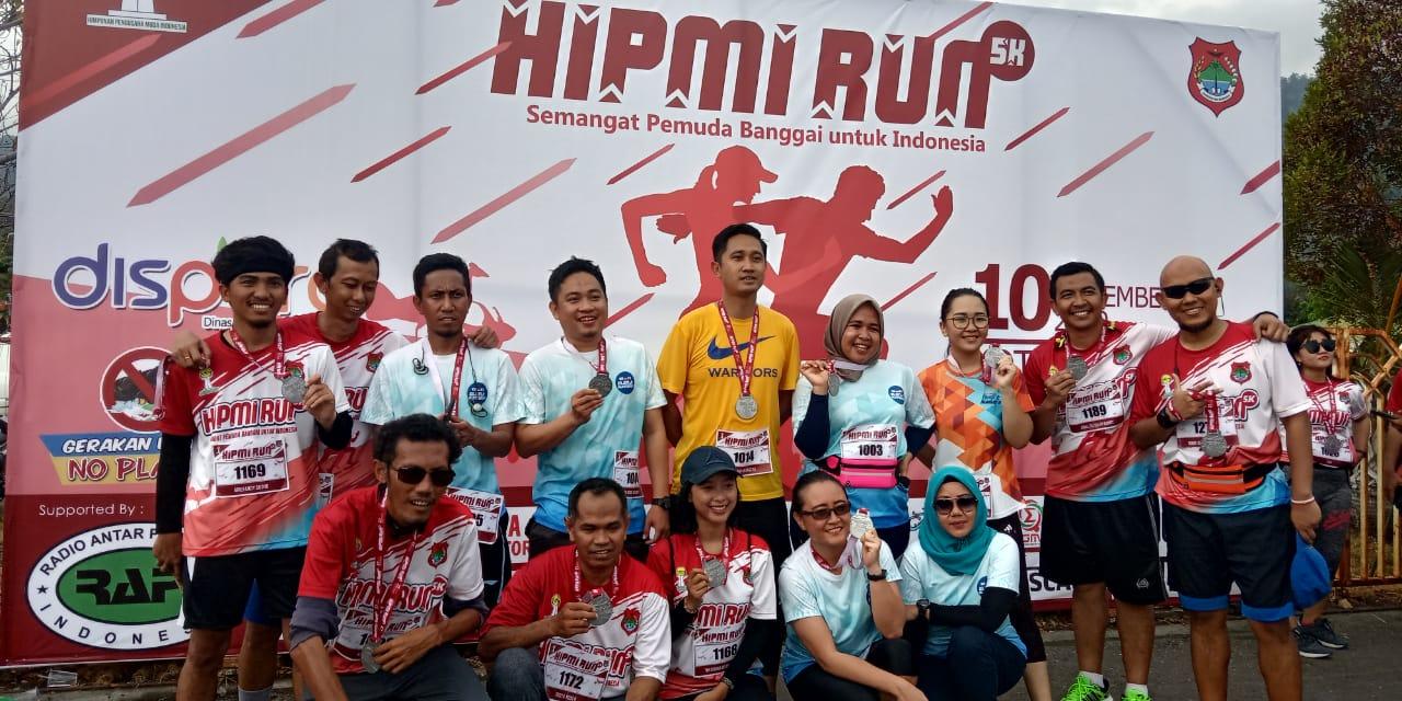 Photo of Bangun Semangat Berbisnis, HIPMI Luwuk Banggai Gelar Lomba Lari HIPMI RUN 2019
