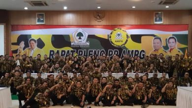 Photo of PP AMPG Bulat Dukung Airlangga Hartarto Sebagai Calon Tunggal Ketum Partai Golkar
