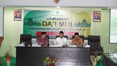 Photo of Komisi Dakwah MUI Pusat Mulai Lakukan Standarisasi Da'i