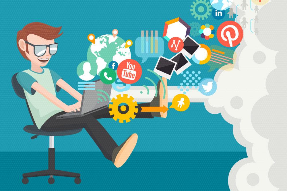 Photo of Mengurangi Dampak Buruk Media Sosial Dengan Mengaktifkan Fitur Pembatas Waktu