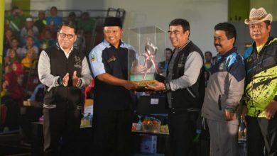 Photo of Pospenas 2019 Bandung Diikuti 1000 Atlit dan 3000 Santri