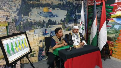 Photo of Spirit of Aqsa: Ayo, Bangkit Bersama Gaza dan Selamatkan Masjidil Aqsa