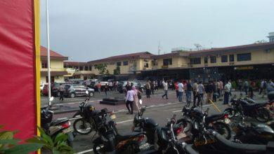 Photo of Terjadi Ledakan di Polrestabes Medan