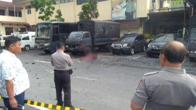 Photo of Kronologi Ledakan di Polrestabes Medan, Mulai dari Korban Hingga Kondisi Pelaku
