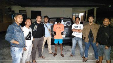 Photo of Kena Jebak, Pencuri di Kompleks Rajawali Luwuk ini Diamankan Polisi