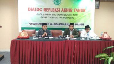 Photo of Dialog Refleksi Akhir Tahun MUI Makassar Bahas Cadar Cingkrang, dan Radikalisme
