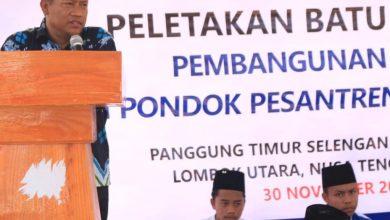 Photo of ELKISI Bangun Pesantren Wirausaha di Lombok Utara