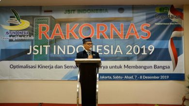 Photo of Gelar Rakornas, JSIT Tegaskan Komitmen Kontribusi Pada Kemajuan Bangsa