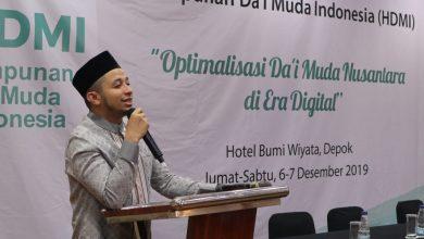 Photo of HDMI Kokohkan Dai Muda Berkarakter Islam Wasathiyyah untuk Menjaga NKRI