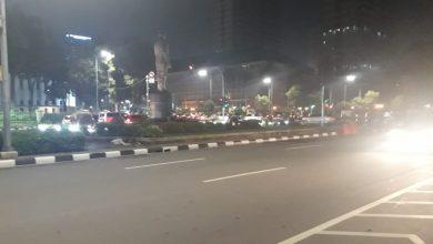 Photo of Jelang acara PA 212 Di Monas, Jalan Mulai Renggang