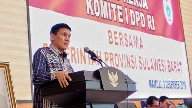 Photo of Persiapan Pilkada Serentak 2020 dan Penataan Daerah Jadi Tema Utama Kunker Komite I DPD RI di Sulbar
