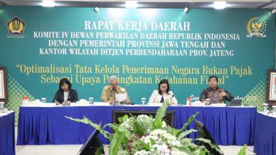 Photo of DPD RI Mengapresiasi Capaian PNBP Jateng