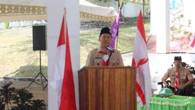 Photo of Wabub Buka Muscab Gerakan Pramuka Kwartir Kota Banggai