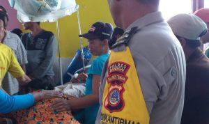 Foto Dua warga Desa Dwi Karya, Kecamatan Bualemom, Kabupaten Banggai, Provinsi Sulawesi Tengah tewas akibat sambaran petir pada Sabtu (07/12/19)