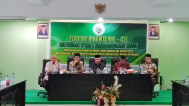 Photo of Dewan MUI Sambut Baik Rencana KUII