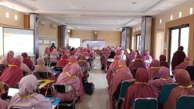 Photo of Jelang Mukernas Wahdah XII, 152 Ketua Muslimah Wahdah Ikuti Penataran