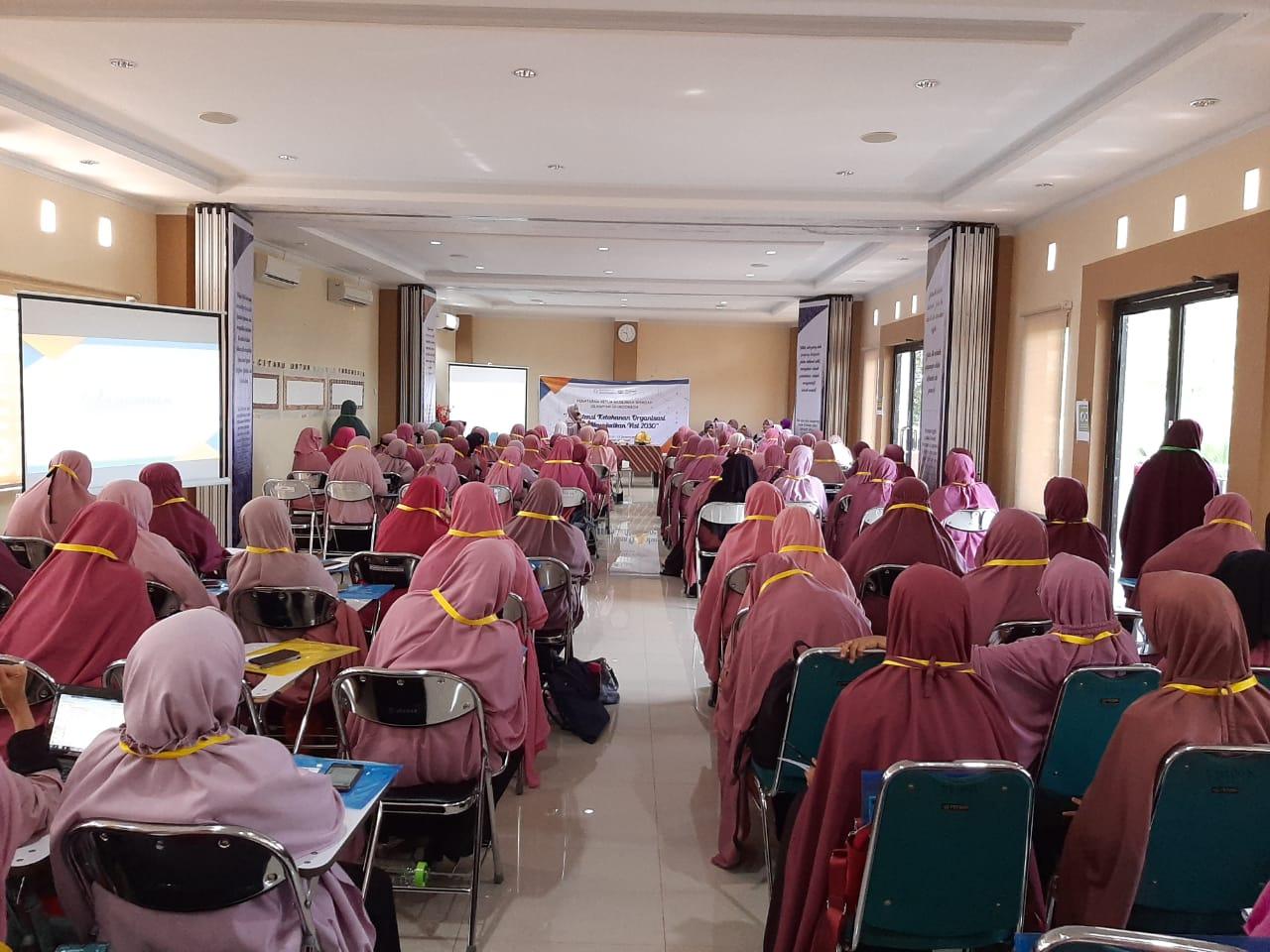 Foto Penataran Ketua Muslimah Wahdah se-Indonesia jelang Mukernas Wahdah XII, Kamis (12/12/2019)