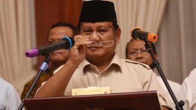Photo of Soal Ledakan di kawasan Monas, Prabowo: Tunggu Perkembangan Investegasi