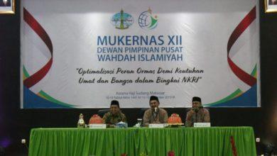 Photo of Sambangi Arena Mukernas, Senator dan Wagub Kaltim Puji Perkembangan Wahdah Islamiyah