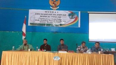 Photo of Wahdah Islamiyah Mamuju Tengah, Gelar Musda Perdana