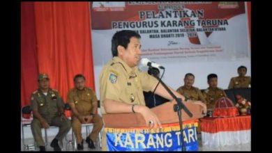 Photo of Kukuhkan Pengurus Karang Taruna, Herwin Yatim: Galakkan Program Taksin
