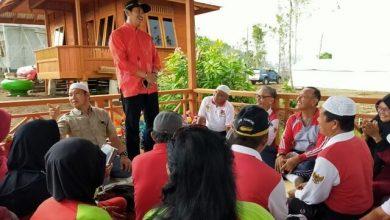 Photo of Bupati Banggai Hadiri Perkemahan Lansia di Desa Malino
